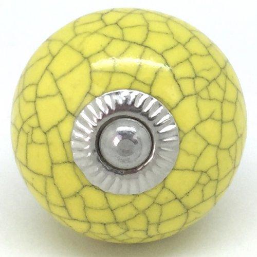 crackle glaze door knobs photo - 16