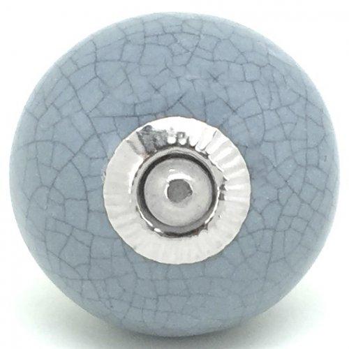 crackle glaze door knobs photo - 9