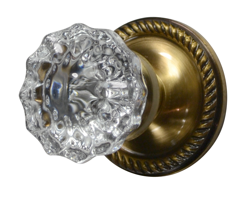 crystal door knobs cheap photo - 1