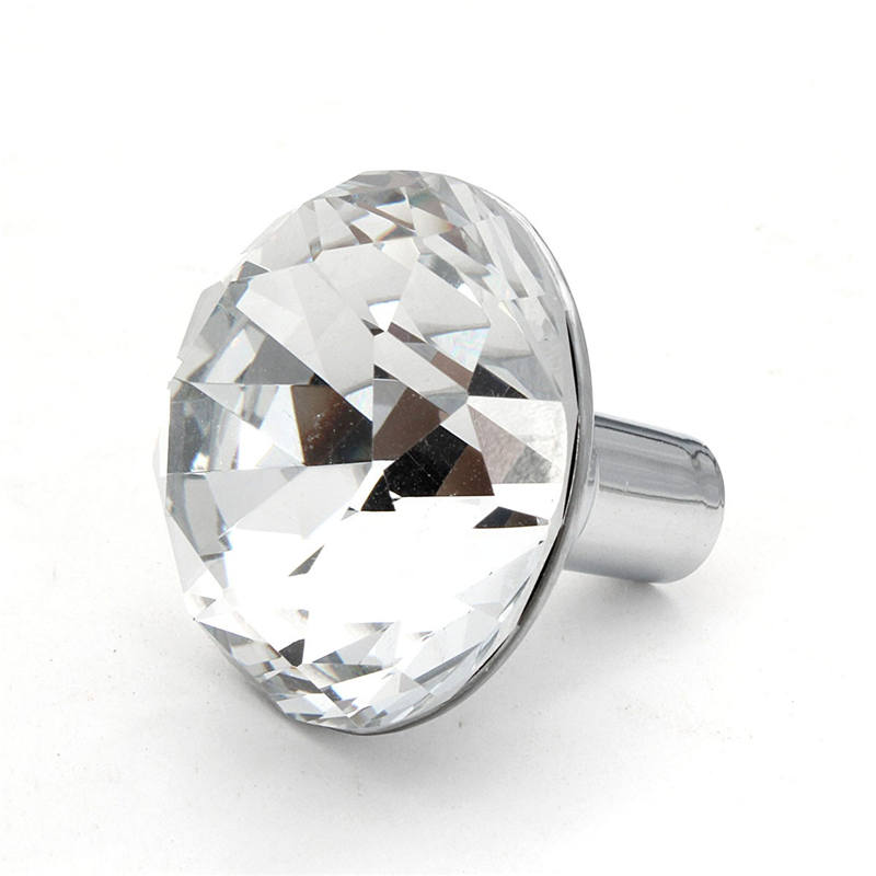 crystal door knobs cheap photo - 16