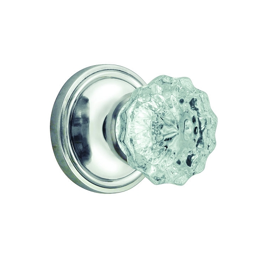 crystal door knobs with lock photo - 16