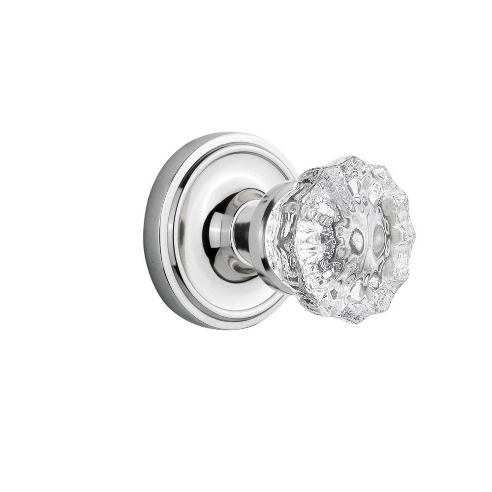 crystal dummy door knobs photo - 14