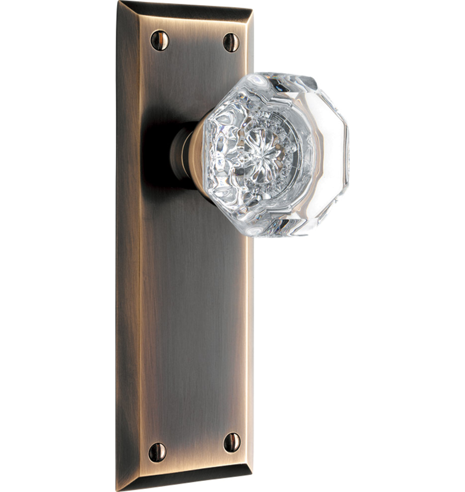 crystal interior door knobs photo - 4