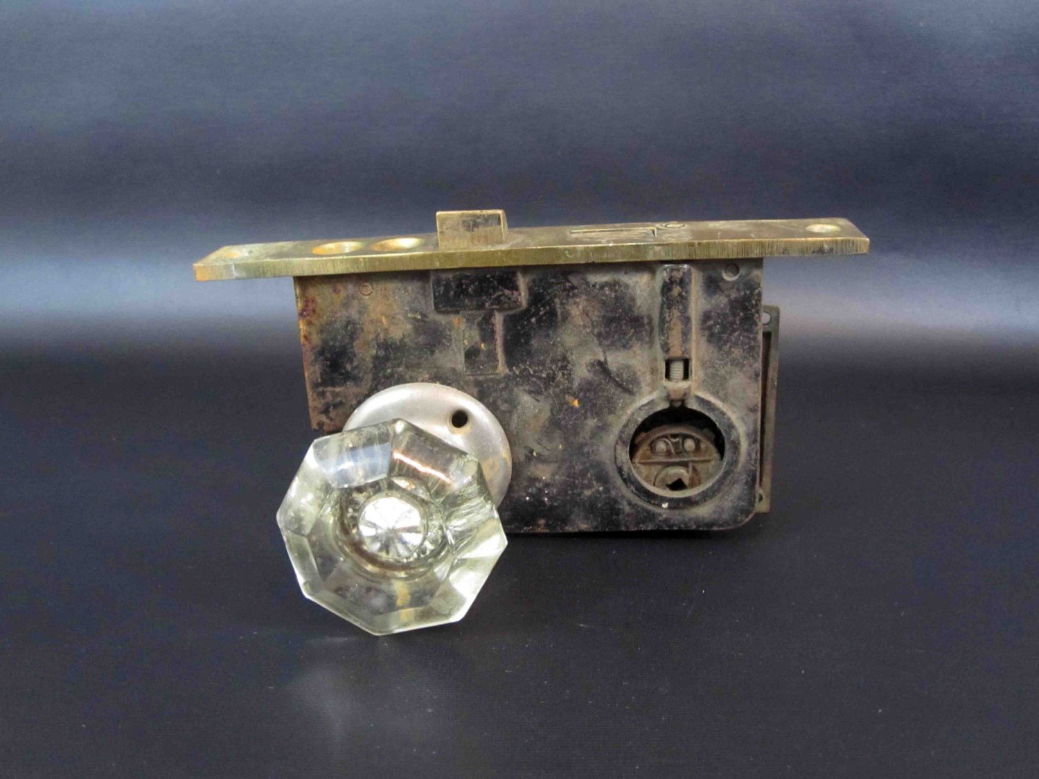 crystal knobs for doors photo - 15