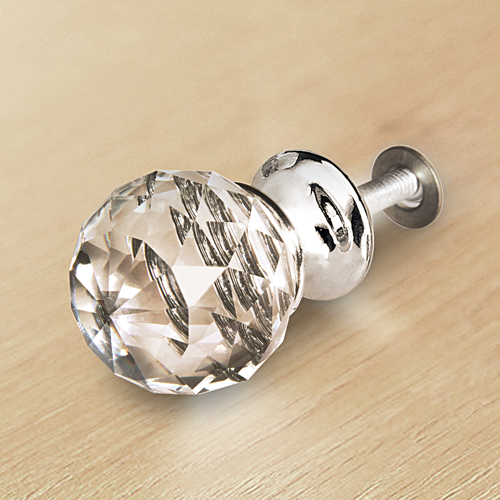 crystal knobs for doors photo - 19