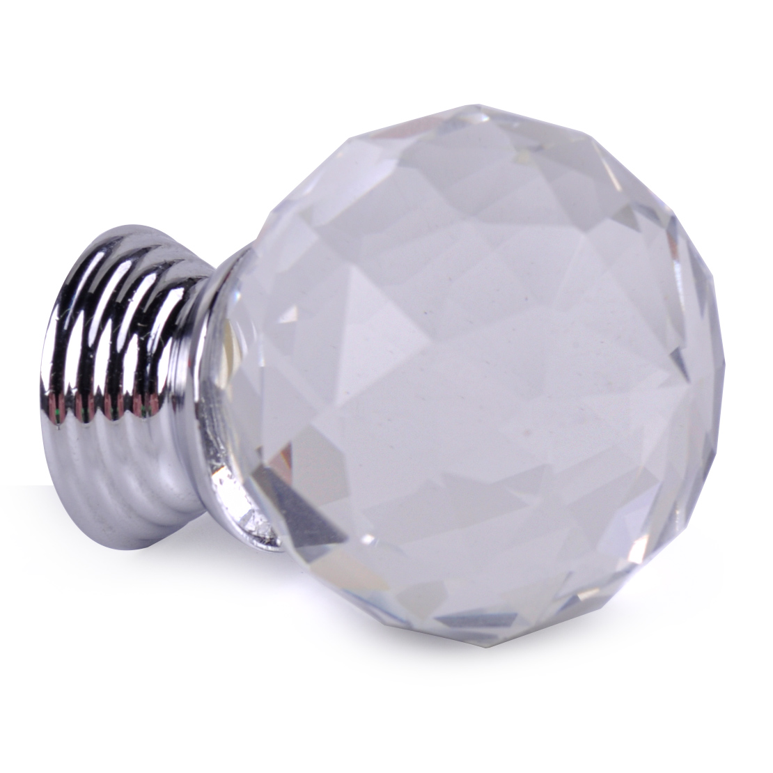 crystal wardrobe door knobs photo - 12
