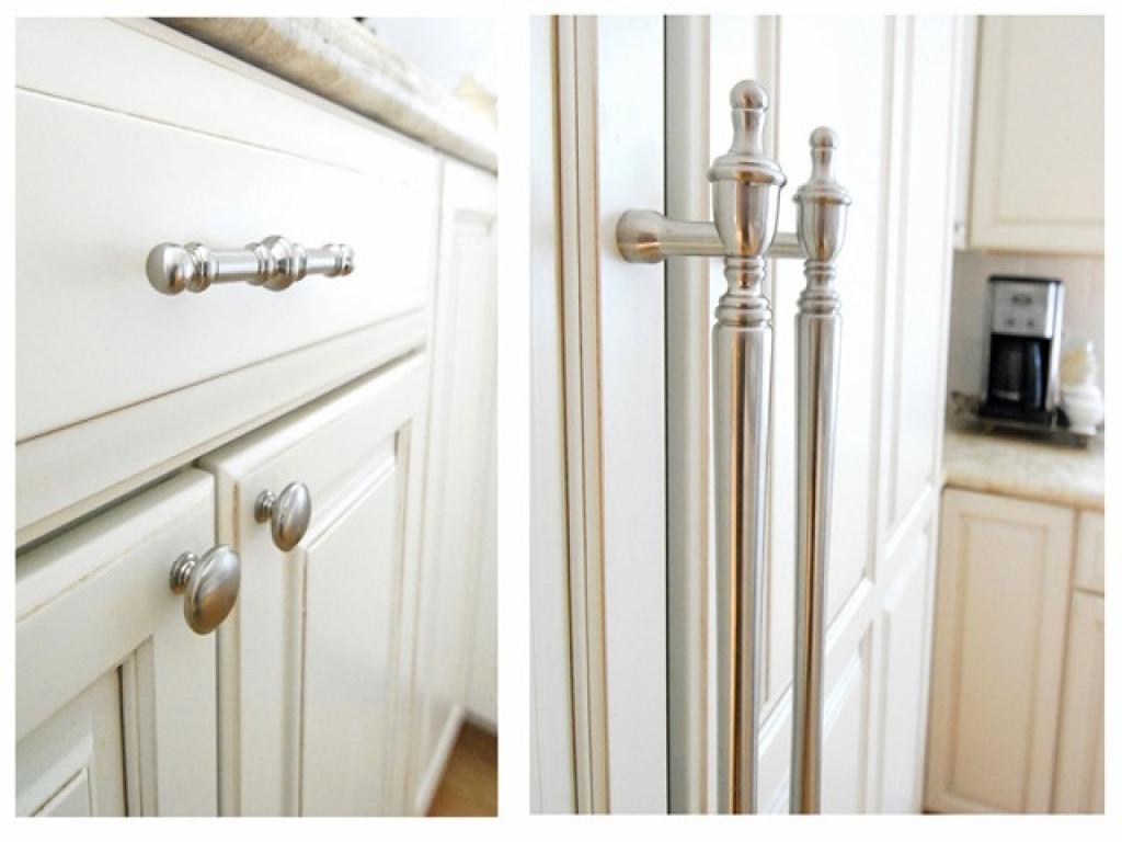 cupboard door knobs and handles photo - 13