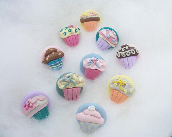 cupcake door knobs photo - 17