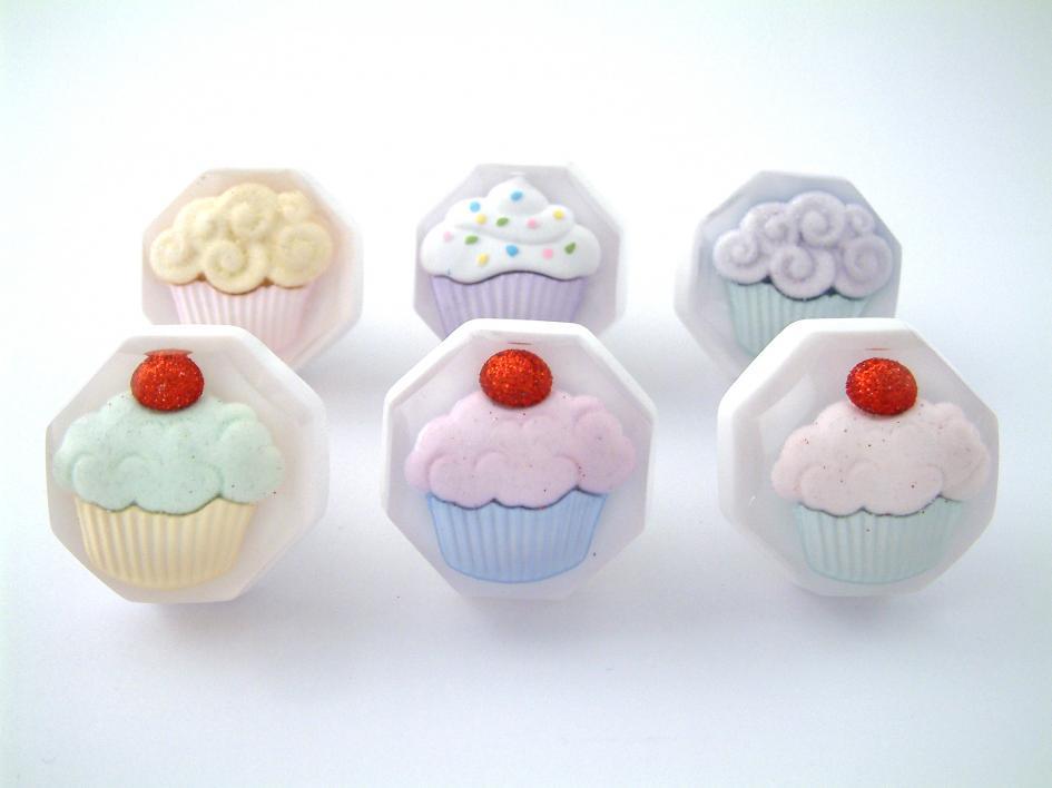 cupcake door knobs photo - 20