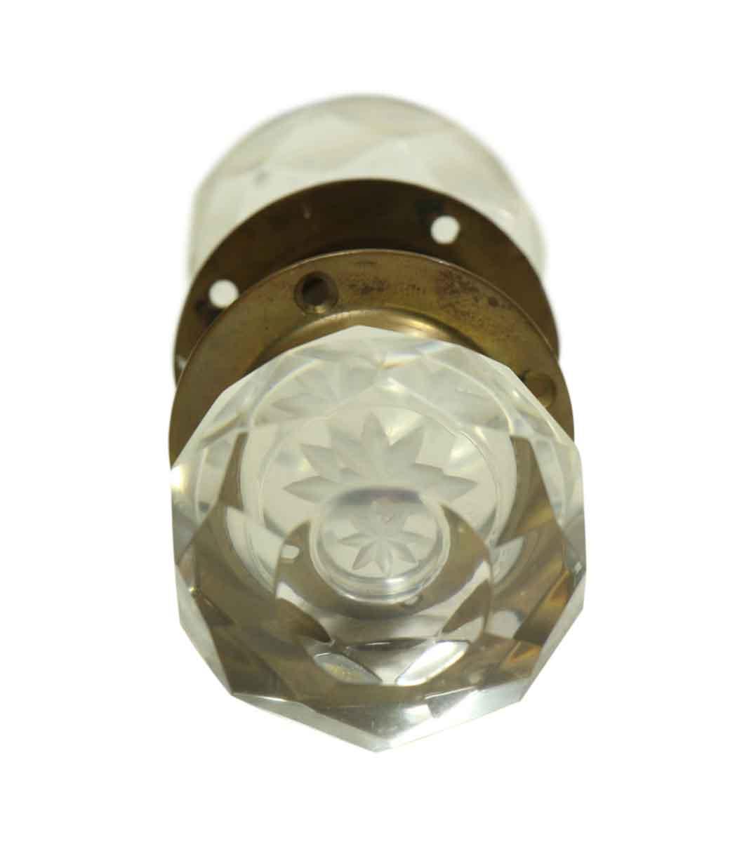 cut glass door knobs photo - 18