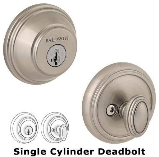 deadbolt door knob all in one photo - 15