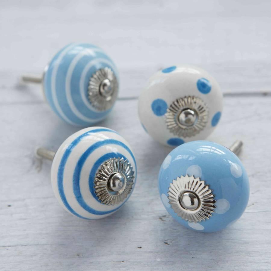 decorative ceramic door knobs photo - 16