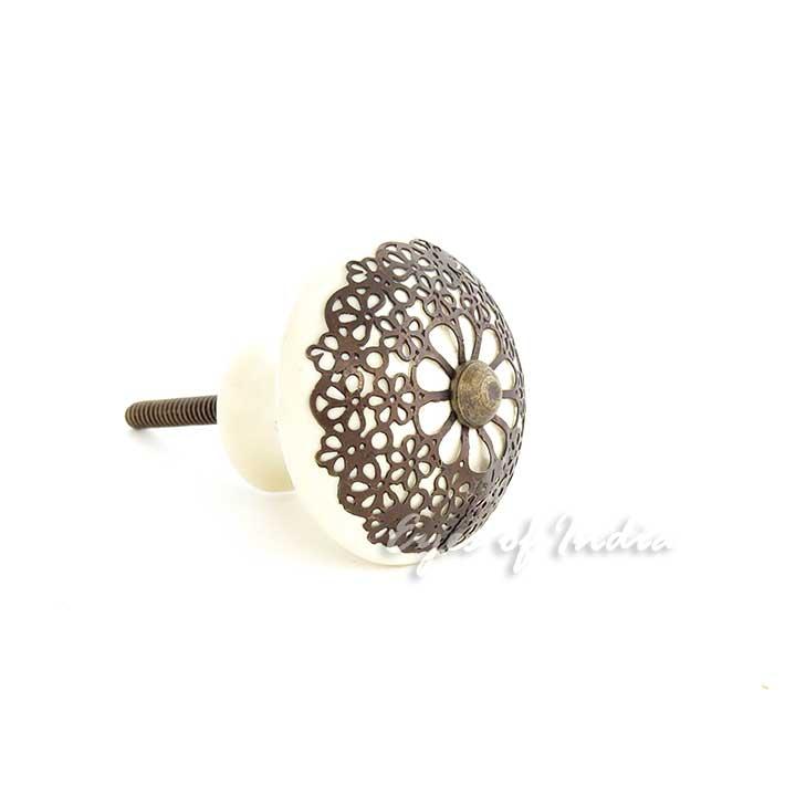 decorative ceramic door knobs photo - 18