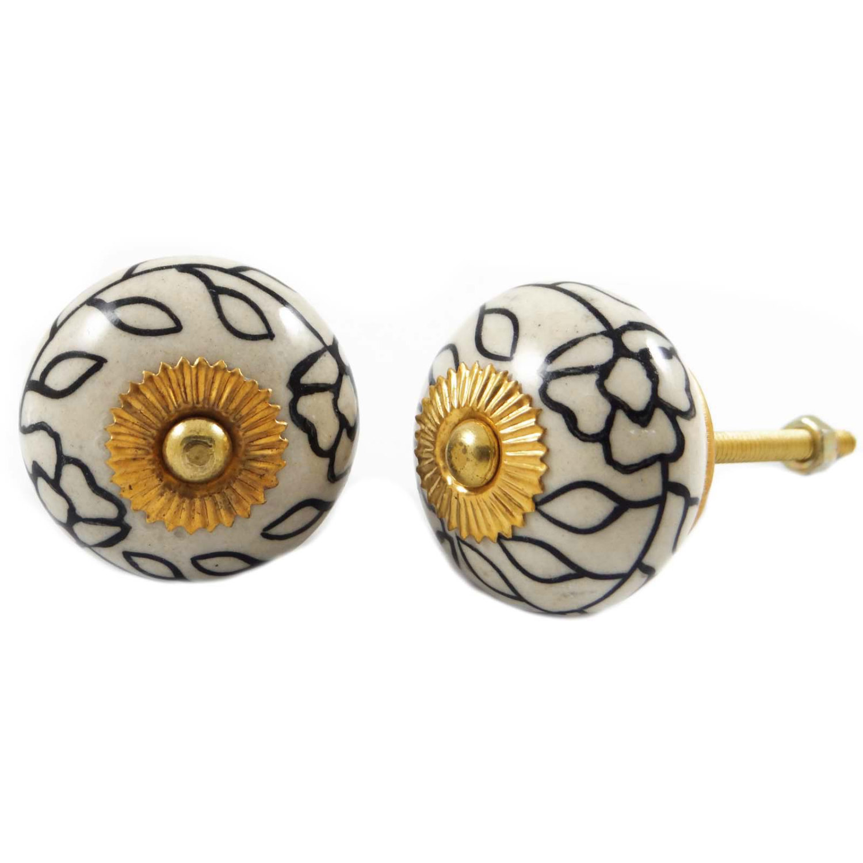 decorative ceramic door knobs photo - 20