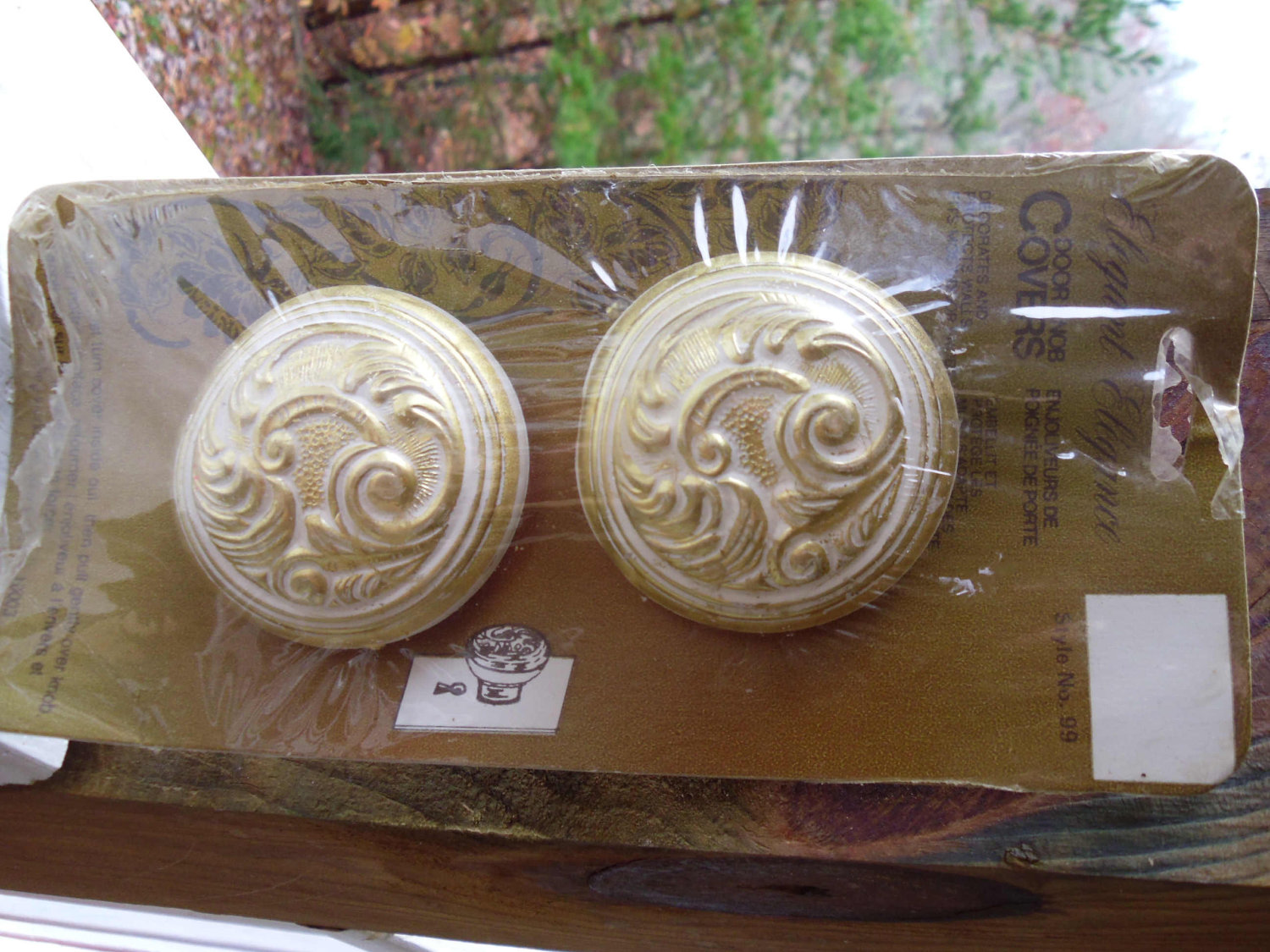 decorative door knob covers photo - 1