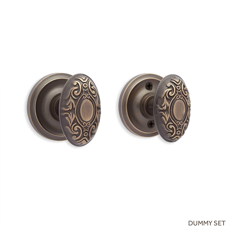 decorative door knob plates photo - 11