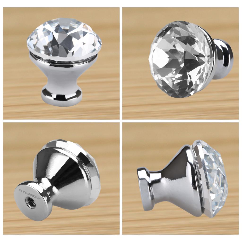 diamond door knobs photo - 20