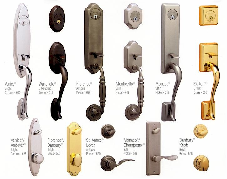 Different Kinds Of Door Knobs Door Knobs