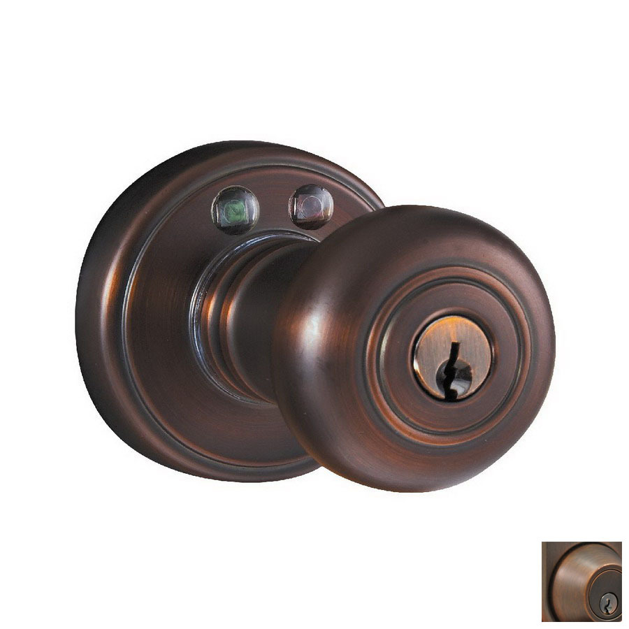 digital door knob photo - 10