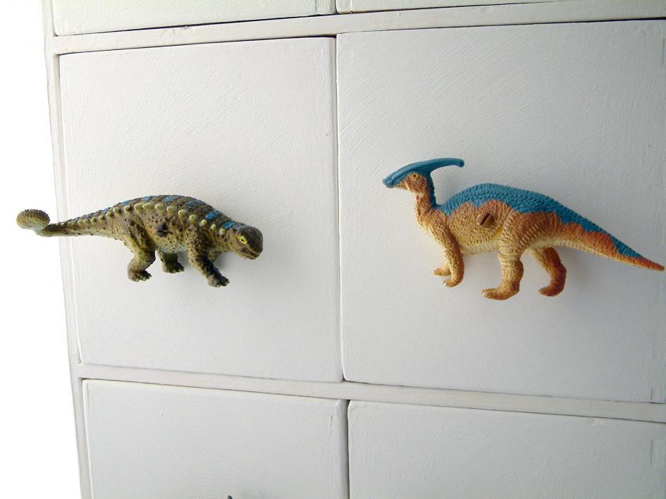 dinosaur door knobs photo - 3