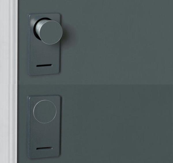 disappearing door knob photo - 1