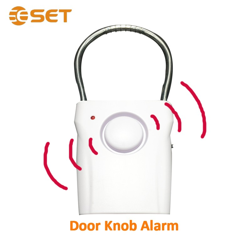door knob alarm photo - 3