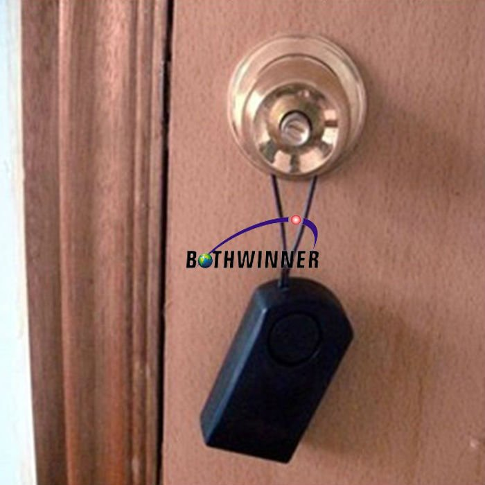 door knob alarm photo - 8