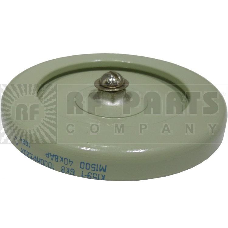 door knob capacitor photo - 1