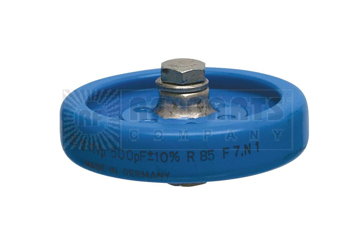 door knob capacitor photo - 11