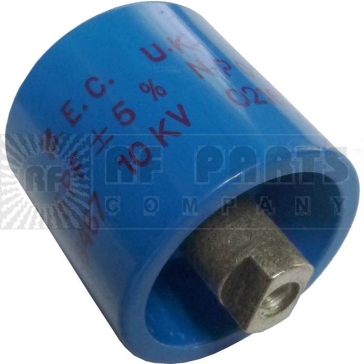 door knob capacitor photo - 15