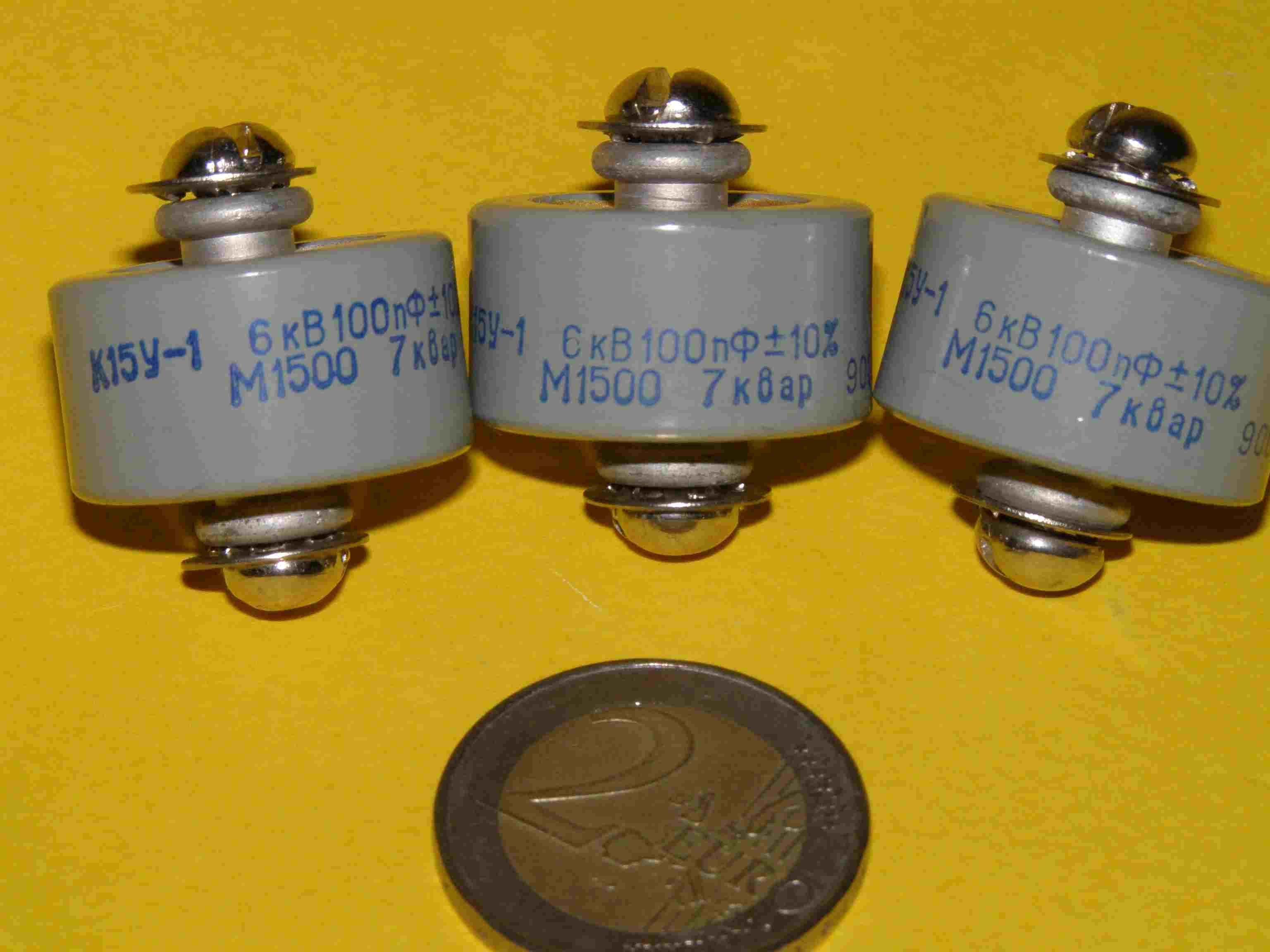 door knob capacitor photo - 2