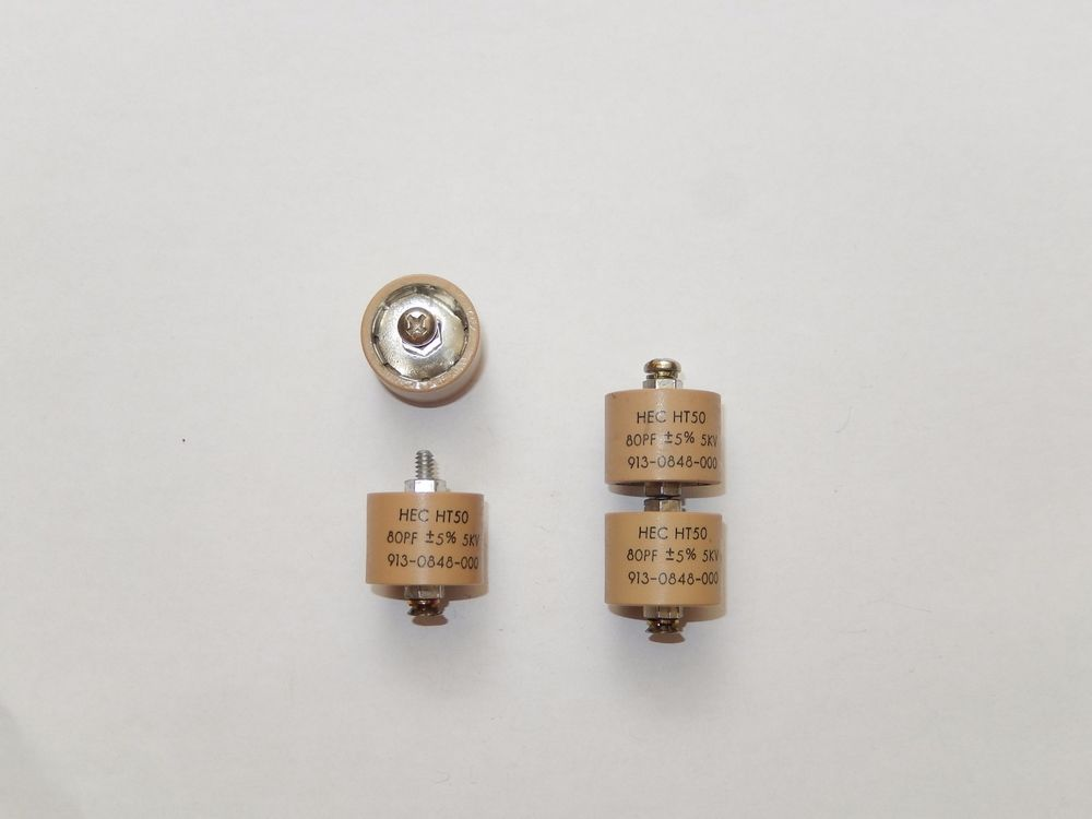 door knob capacitor photo - 3