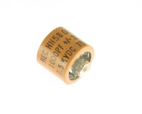 door knob capacitor photo - 9
