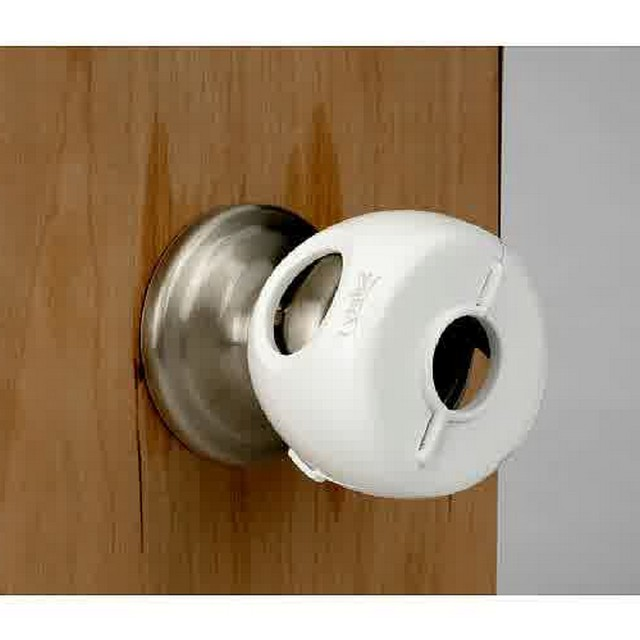 door knob child proof photo - 14