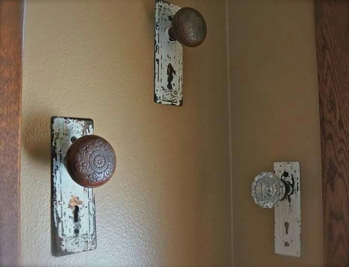 door knob coat hanger photo - 13