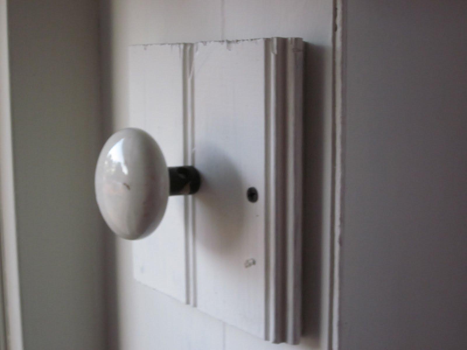 door knob coat hanger photo - 2