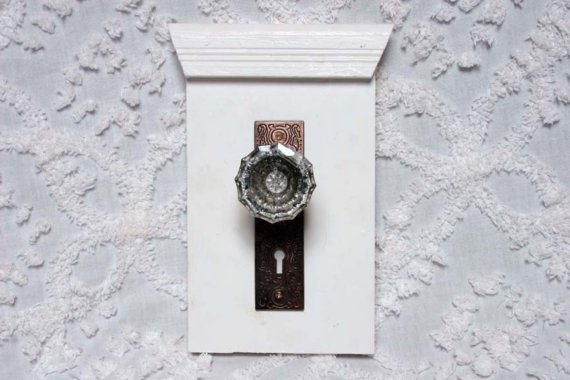door knob coat hooks photo - 6