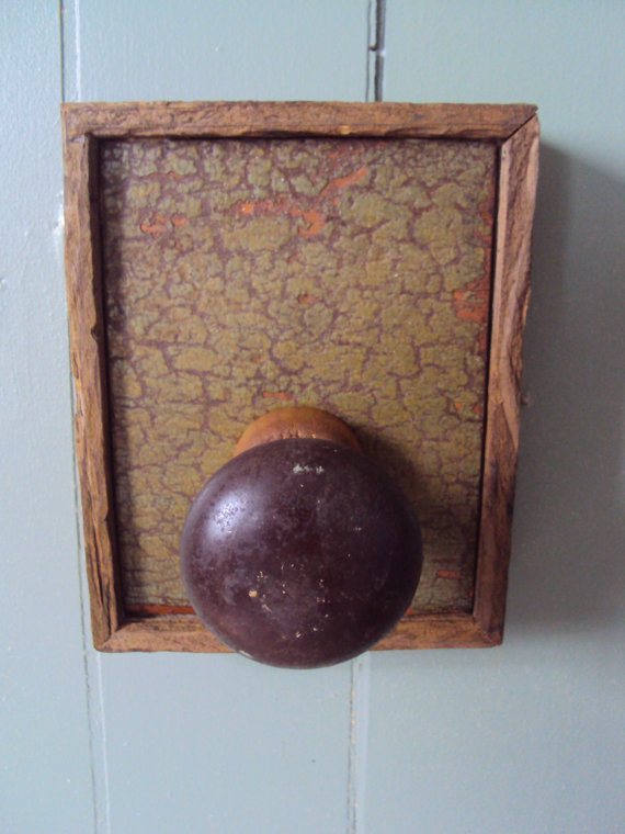 door knob coat hooks photo - 7