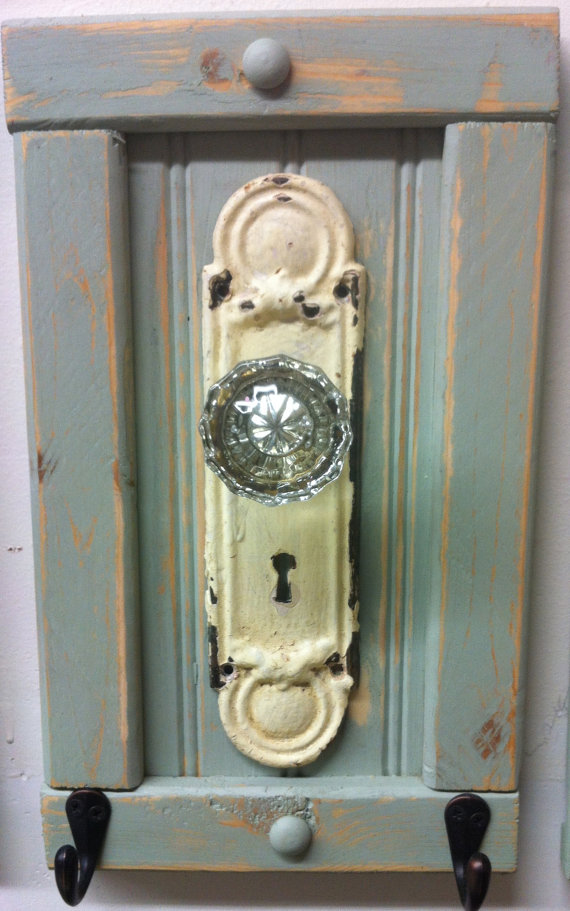 door knob coat rack photo - 20