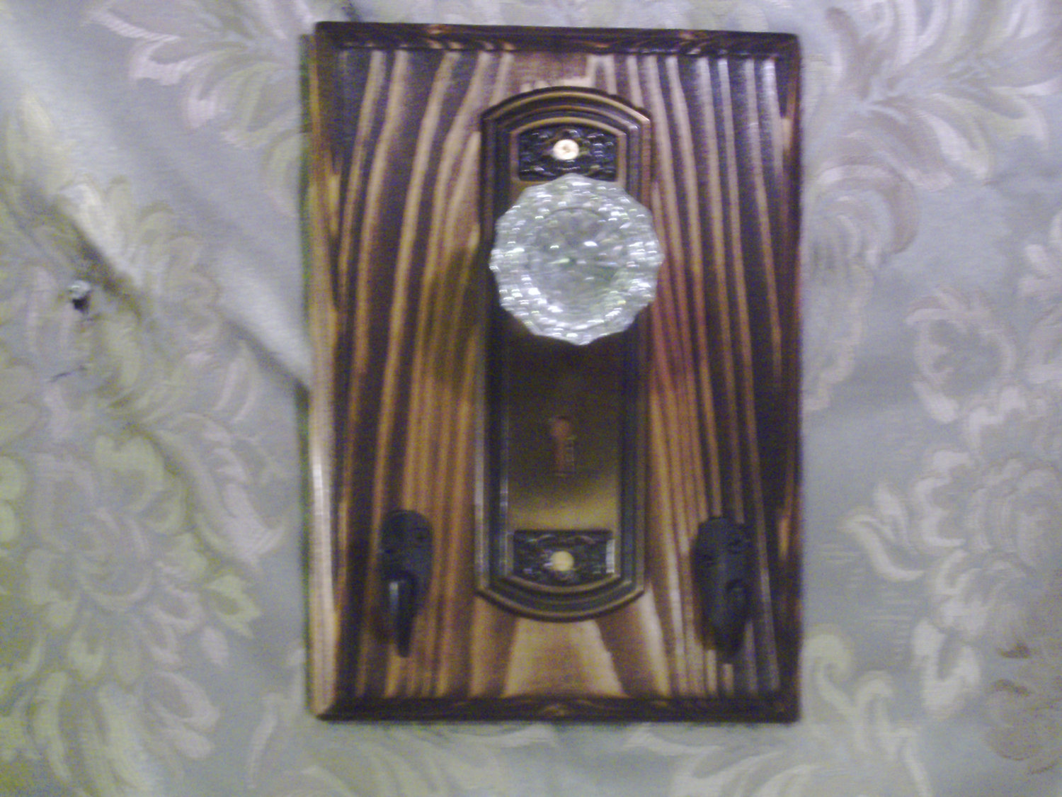 door knob coat rack photo - 5