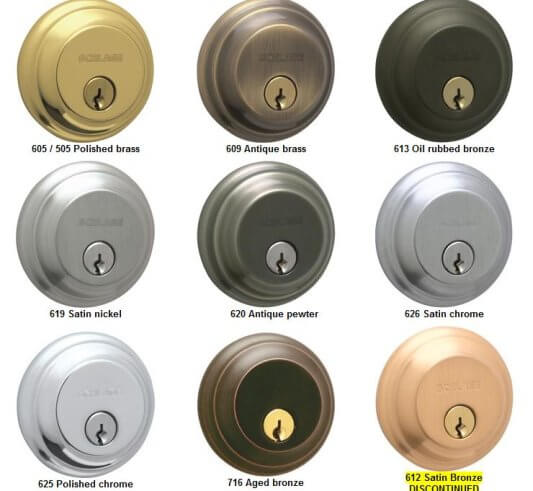 door knob colors photo - 15