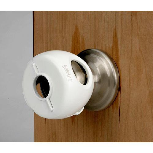 door knob cover lock photo - 8