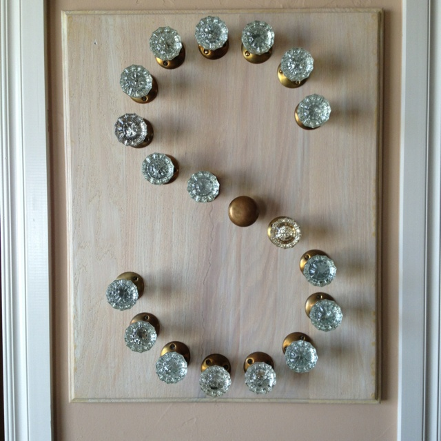 door knob crafts photo - 12