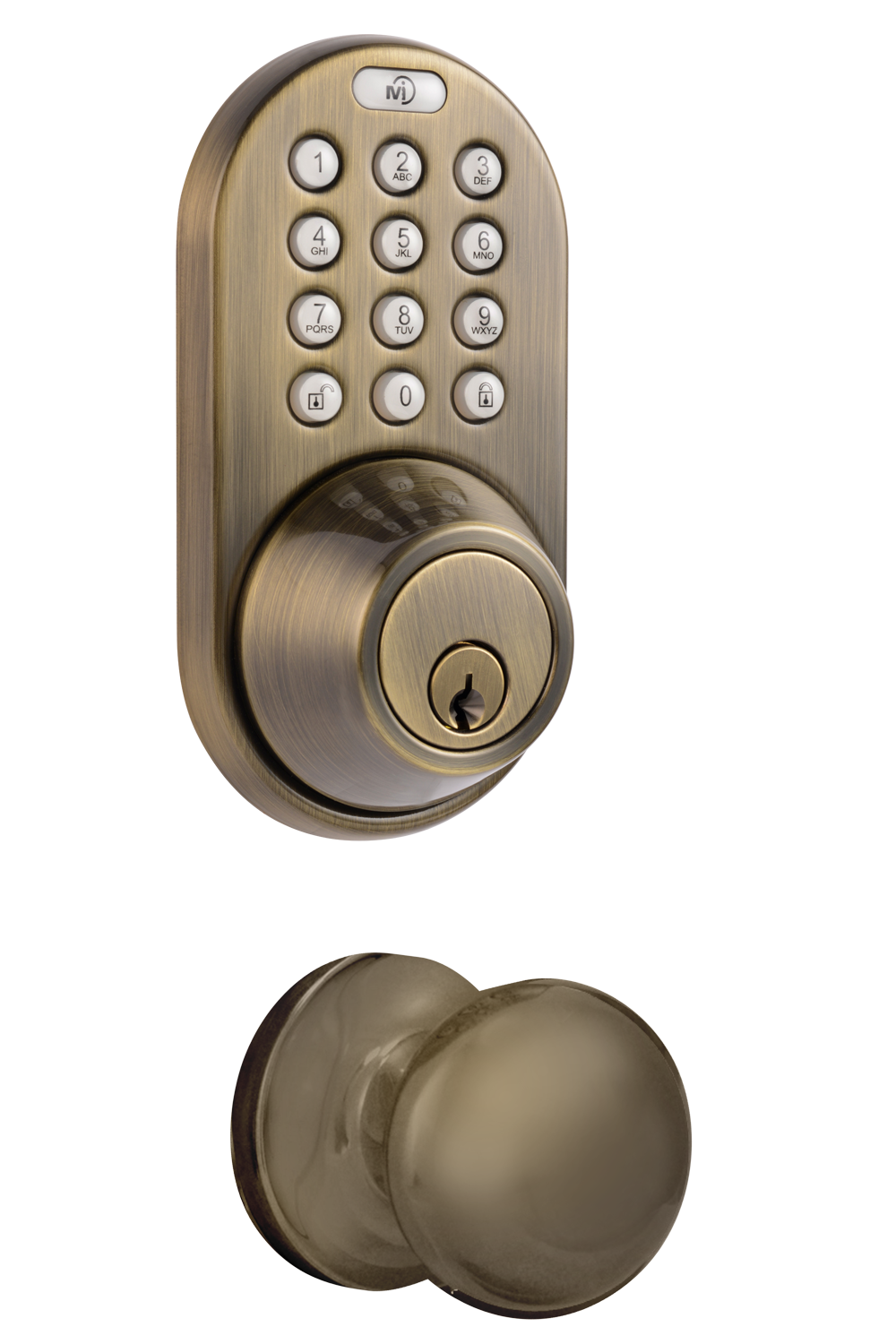 door knob deadbolt combo photo - 9