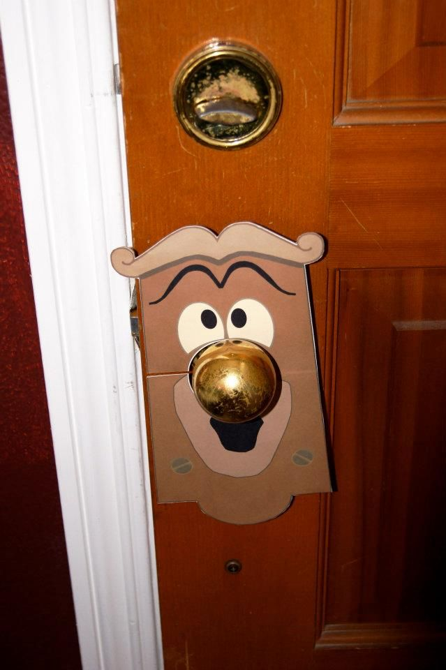 door knob decorations photo - 2