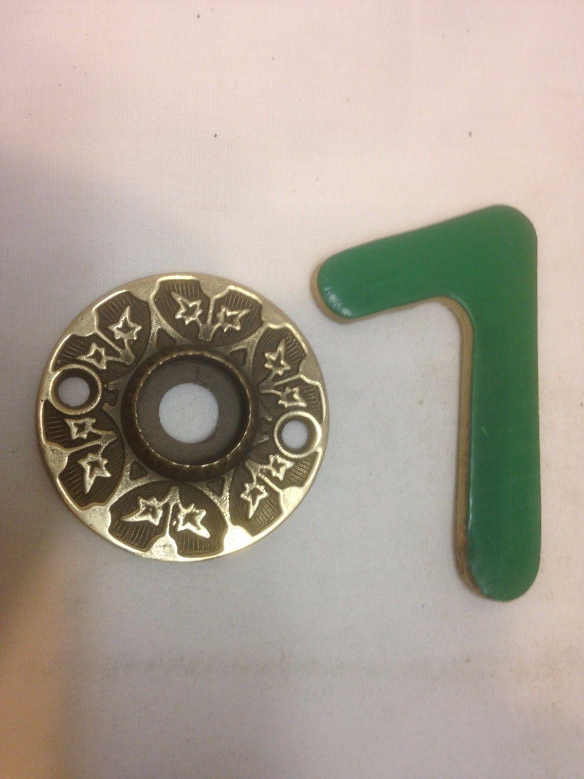 door knob escutcheon photo - 10