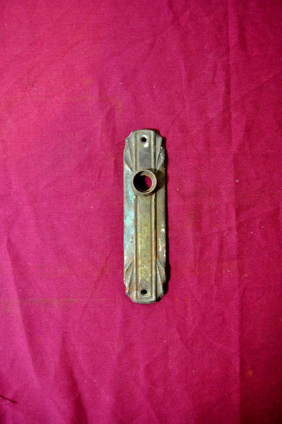 door knob escutcheon photo - 12