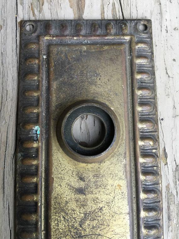 door knob escutcheon photo - 6