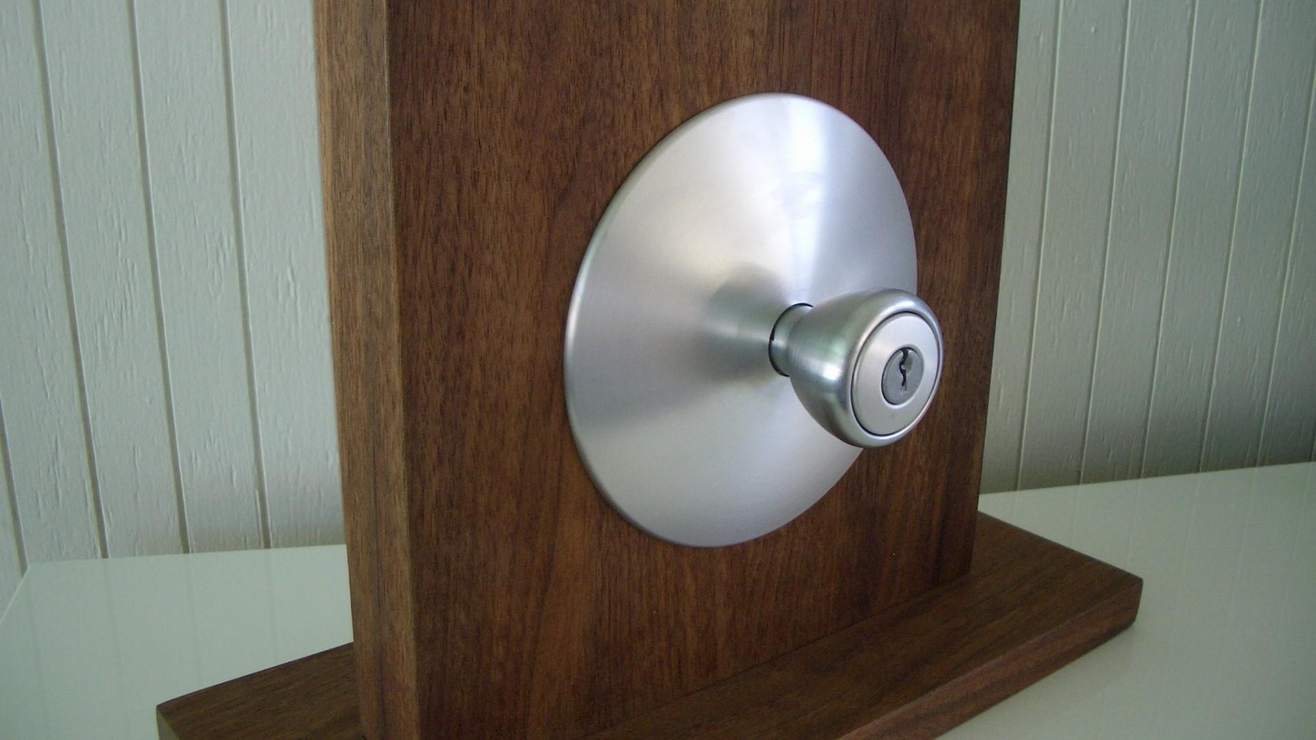 door knob escutcheon photo - 8