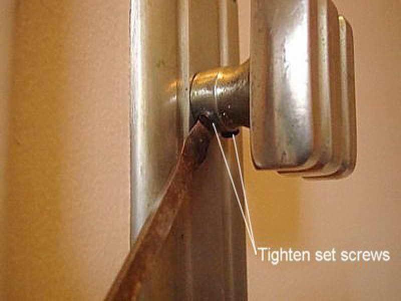 door knob fix photo - 2